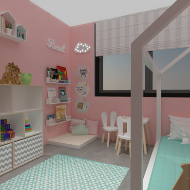Dormitorio de Julia