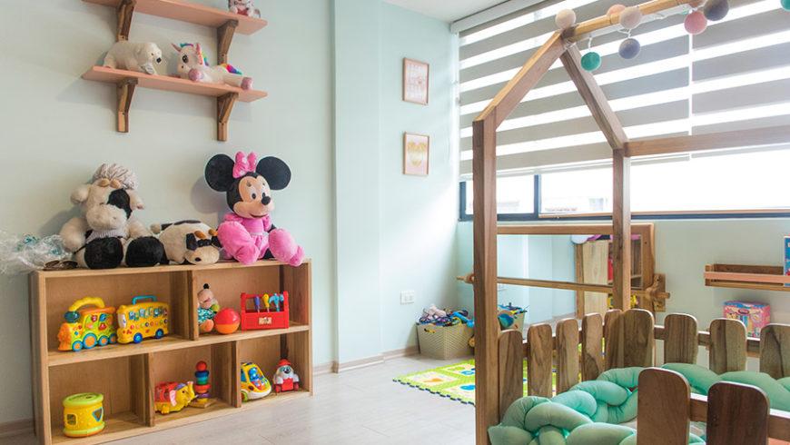 Dormitorio de Violeta